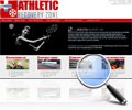 Click here to visit the Athletic Recovery Zone website.